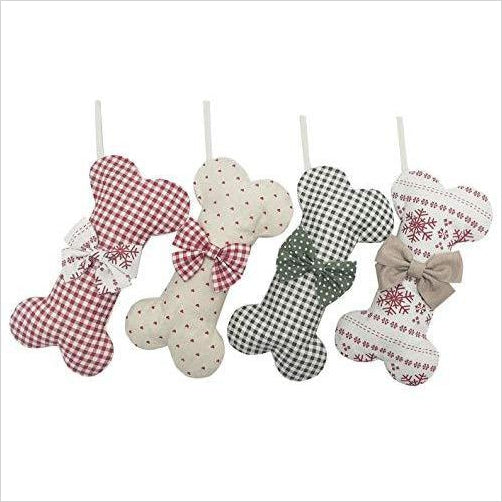Dog Bone Christmas Stocking - Gifteee. Find cool & unique gifts for men, women and kids