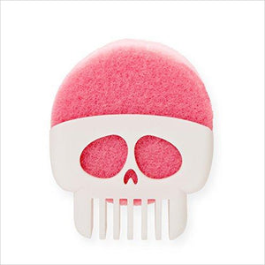 White Skull Sponge Holder-Home - www.Gifteee.com - Cool Gifts \ Unique Gifts - The Best Gifts for Men, Women and Kids of All Ages