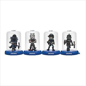 Fortnite Domez Squad Mode 4 figures Pack - Find Fortnite Battle Royale and Fortnite Chapter 2 Gifts for Fortnite Fans, and Epic games official gifts at Gifteee Unique Gifts, Cool gifts for kids and gamers