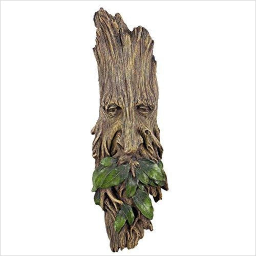 Whispering Wilhelm Tree Ent Wall Sculpture
