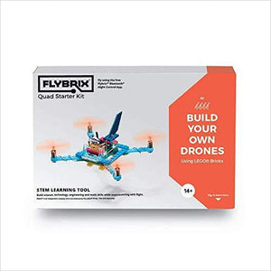 Flybrix - Build Your Own Drone-Toy - www.Gifteee.com - Cool Gifts \ Unique Gifts - The Best Gifts for Men, Women and Kids of All Ages