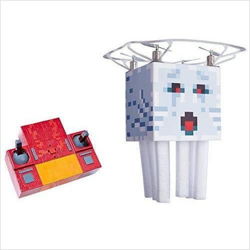 Minecraft RC Flying Ghast-Toy - www.Gifteee.com - Cool Gifts \ Unique Gifts - The Best Gifts for Men, Women and Kids of All Ages