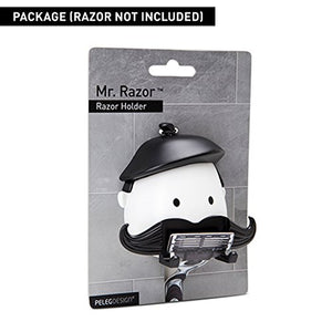Mr. Razor - Razor Holder-Furniture - www.Gifteee.com - Cool Gifts \ Unique Gifts - The Best Gifts for Men, Women and Kids of All Ages