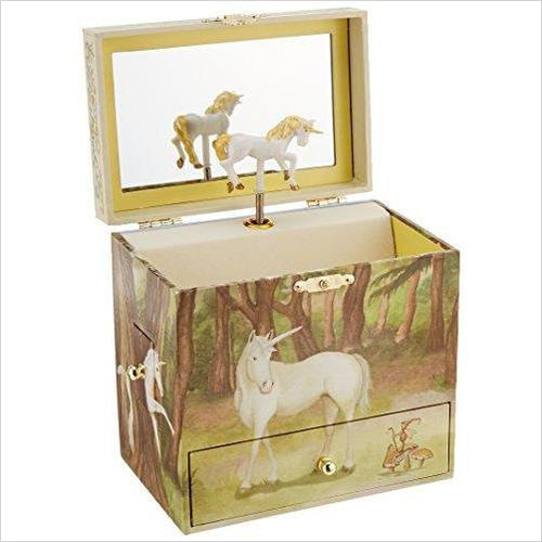 Unicorn Music Jewelry Box - Gifteee. Find cool & unique gifts for men, women and kids
