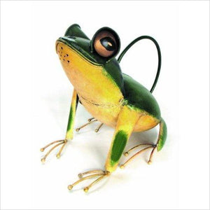 Sitting Frog Watering Can-Lawn & Patio - www.Gifteee.com - Cool Gifts \ Unique Gifts - The Best Gifts for Men, Women and Kids of All Ages