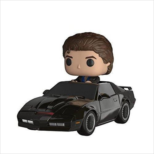 Funko Pop Ride: Knight Rider - Michael Knight with Kit Collectible Figure - Gifteee. Find cool & unique gifts for men, women and kids