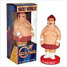 Funko Fat Bastard Wacky Wobbler Bobblehead Austin Powers-Toy - www.Gifteee.com - Cool Gifts \ Unique Gifts - The Best Gifts for Men, Women and Kids of All Ages