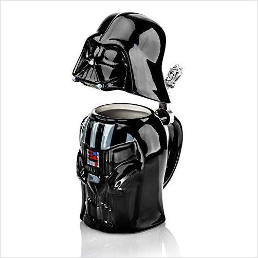 Star Wars Darth Vader Stein-Kitchen - www.Gifteee.com - Cool Gifts \ Unique Gifts - The Best Gifts for Men, Women and Kids of All Ages