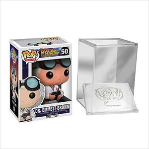 Funko POP Movie Back to The Future - Doc Vinyl Figure-Toy - www.Gifteee.com - Cool Gifts \ Unique Gifts - The Best Gifts for Men, Women and Kids of All Ages