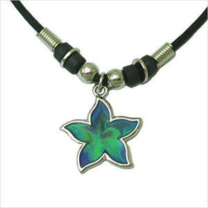 Mood Pendant Necklace - Wiggling Star-Jewelry - www.Gifteee.com - Cool Gifts \ Unique Gifts - The Best Gifts for Men, Women and Kids of All Ages