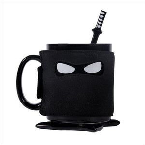 Ninja Mug - Gifteee. Find cool & unique gifts for men, women and kids
