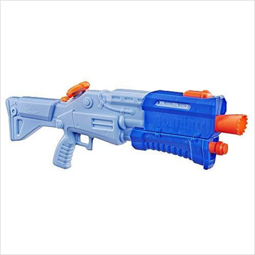 Nerf Fortnite TS-R Super Soaker Water Blaster Toy - Gifteee. Find cool & unique gifts for men, women and kids