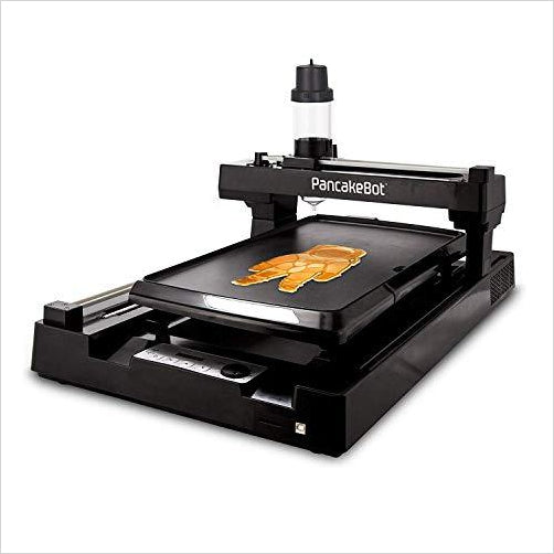 Pancake Printer-Kitchen - www.Gifteee.com - Cool Gifts \ Unique Gifts - The Best Gifts for Men, Women and Kids of All Ages
