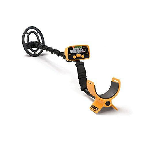 Garrett Ace 200 Metal Detector-Lawn & Patio - www.Gifteee.com - Cool Gifts \ Unique Gifts - The Best Gifts for Men, Women and Kids of All Ages
