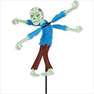 Zombie Whirligig - Find the most unique and unusual gifts. Weird gifts ideas that you never saw before. unusual gadgets, unique products that simply very odd at Gifteee Odd gifts, Unusual Gift ideas