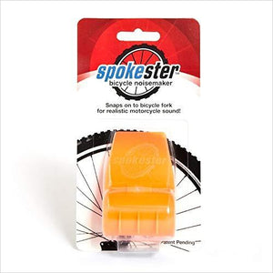 Bicycle Noise Maker-Sports - www.Gifteee.com - Cool Gifts \ Unique Gifts - The Best Gifts for Men, Women and Kids of All Ages