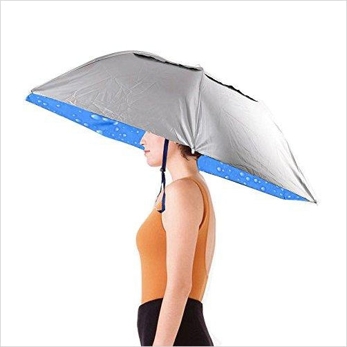 Hand Free Umbrella-Apparel - www.Gifteee.com - Cool Gifts \ Unique Gifts - The Best Gifts for Men, Women and Kids of All Ages