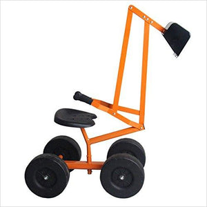 Ride-on Sand Digger - Gifteee. Find cool & unique gifts for men, women and kids