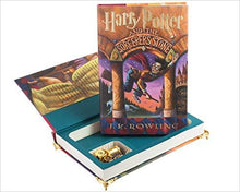 Load image into Gallery viewer, Harry Potter Music Diversion Safe Book Box