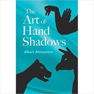 The Art of Hand Shadows - Gifteee - Unique Gift Ideas for Adults & Kids of all ages. The Best Birthday Gifts & Christmas Gifts.