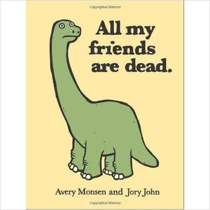 All My Friends Are Dead-game - www.Gifteee.com - Cool Gifts \ Unique Gifts - The Best Gifts for Men, Women and Kids of All Ages