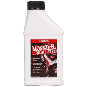 Monster Liquid Latex-Beauty - www.Gifteee.com - Cool Gifts \ Unique Gifts - The Best Gifts for Men, Women and Kids of All Ages