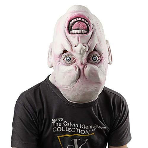 Upside Down Full Head Mask-Toy - www.Gifteee.com - Cool Gifts \ Unique Gifts - The Best Gifts for Men, Women and Kids of All Ages