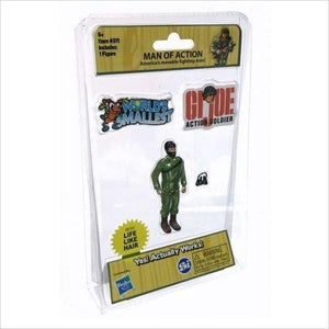 World's Smallest GI Joe Man-Toy - www.Gifteee.com - Cool Gifts \ Unique Gifts - The Best Gifts for Men, Women and Kids of All Ages