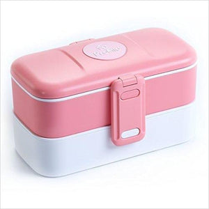 Leakproof Lunch Bento Box-Kitchen - www.Gifteee.com - Cool Gifts \ Unique Gifts - The Best Gifts for Men, Women and Kids of All Ages