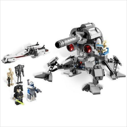 LEGO Star Wars Special Edition Set #7869 Battle for Geonosis - Find unique gifts for Star Wars fans, new star wars games and Star wars LEGO sets, star wars collectibles, star wars gadgets and kitchen accessories at Gifteee Cool gifts, Unique Gifts for Star Wars fans