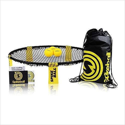 Spikeball 3 Ball Kit - Find the perfect gift for a sport fan, gifts for health fitness fans at Gifteee Cool gifts, Unique Gifts for wellness, sport and fitness