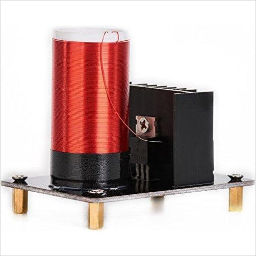 Mini Tesla's Coil Model-Toy - www.Gifteee.com - Cool Gifts \ Unique Gifts - The Best Gifts for Men, Women and Kids of All Ages