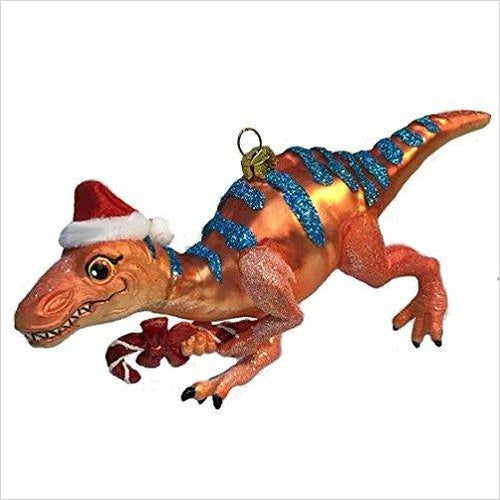 Tarascosaurus Dinosaur Christmas Ornament-Home - www.Gifteee.com - Cool Gifts \ Unique Gifts - The Best Gifts for Men, Women and Kids of All Ages