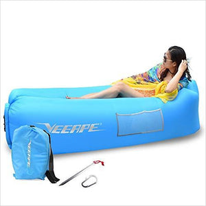 Air Sofa - Quickly Inflatable Portable Couch-Sports - www.Gifteee.com - Cool Gifts \ Unique Gifts - The Best Gifts for Men, Women and Kids of All Ages