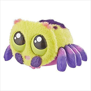 Hasbro Yellies! Lil' Blinks; Voice-Activated Spider Pet-Toy - www.Gifteee.com - Cool Gifts \ Unique Gifts - The Best Gifts for Men, Women and Kids of All Ages
