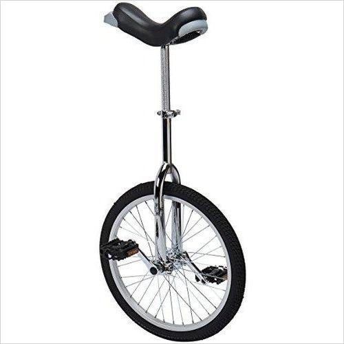 Unicycle-Sports - www.Gifteee.com - Cool Gifts \ Unique Gifts - The Best Gifts for Men, Women and Kids of All Ages
