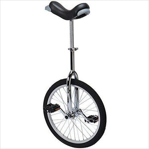 Unicycle - Find the perfect gift for a sport fan, gifts for health fitness fans at Gifteee Cool gifts, Unique Gifts for wellness, sport and fitness