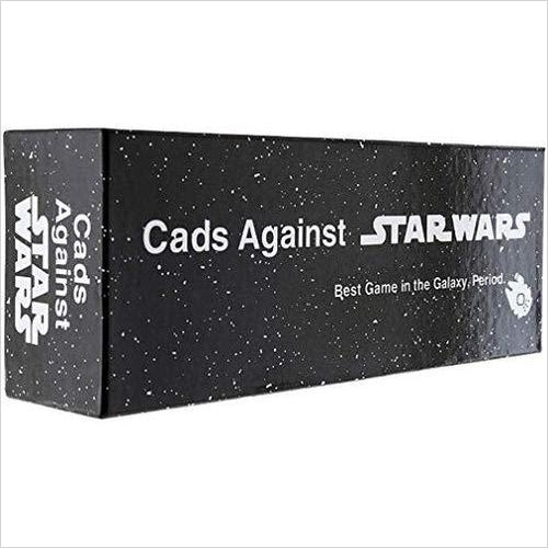 CADS Games Against Star Wars The Greatest Game in The Galaxy Period - Find unique gifts for Star Wars fans, new star wars games and Star wars LEGO sets, star wars collectibles, star wars gadgets and kitchen accessories at Gifteee Cool gifts, Unique Gifts for Star Wars fans