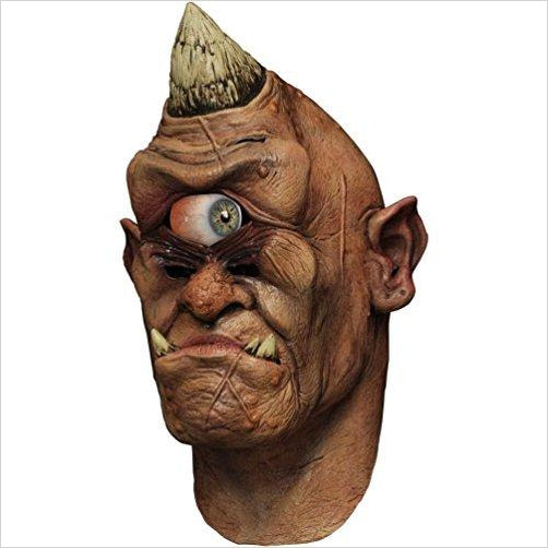 Wandering Eye Cyclops Animated Adult Mask-Apparel - www.Gifteee.com - Cool Gifts \ Unique Gifts - The Best Gifts for Men, Women and Kids of All Ages