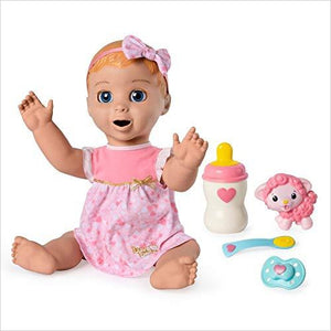 Spinmaster Luvabella - Find special gifts for girls and tweens age 5-11 year old, gifts for your daughter, gifts for your kids birthday or Christmas, gifts for a young princess, gifts for you children classmates and friends at Gifteee Unique Gifts, Cool gifts for girls