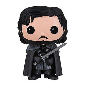 Funko POP Game of Thrones: Jon Snow - Find unique gifts for Game of Thrones (GOT) fans at Gifteee Cool gifts, Unique Gifts for Game of Thrones fans