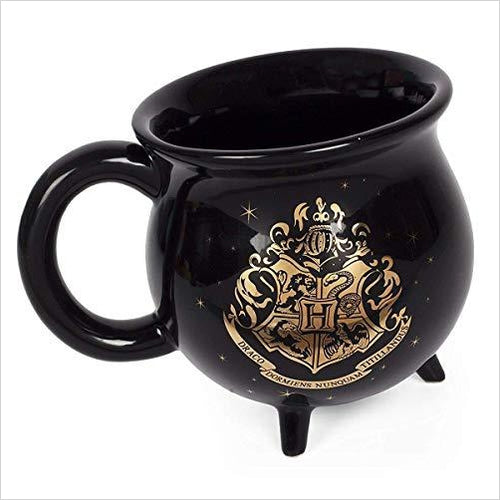 Harry Potter Cauldron Sculpted Mug-Kitchen - www.Gifteee.com - Cool Gifts \ Unique Gifts - The Best Gifts for Men, Women and Kids of All Ages