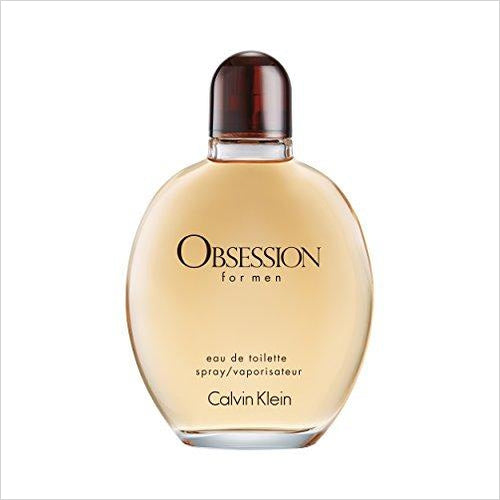 Calvin Klein OBSESSION for Men Eau de Toilette - Gifteee. Find cool & unique gifts for men, women and kids