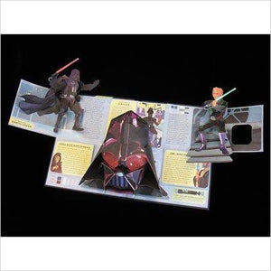 Star Wars A Pop Up Guide to the Galaxy-pop up book - www.Gifteee.com - Cool Gifts \ Unique Gifts - The Best Gifts for Men, Women and Kids of All Ages