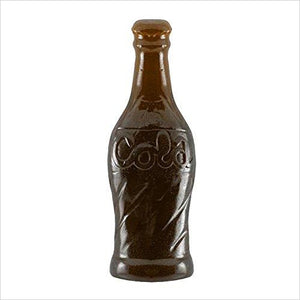 "Giant Gummy Cola Bottle - Huge 8"" Tall-Grocery - www.Gifteee.com - Cool Gifts \ Unique Gifts - The Best Gifts for Men, Women and Kids of All Ages"