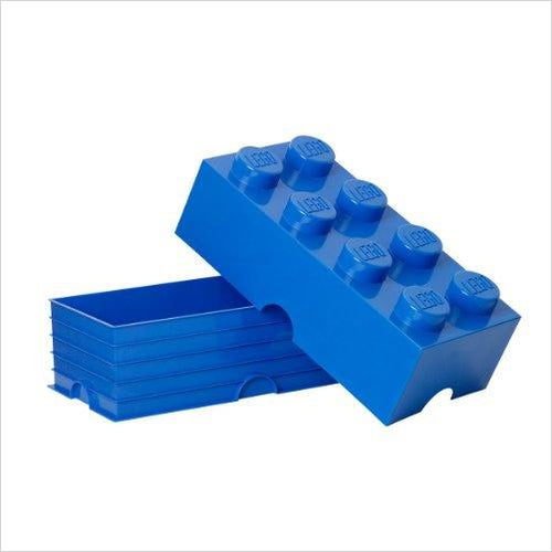 LEGO Storage Box Brick - Gifteee. Find cool & unique gifts for men, women and kids
