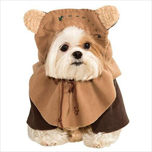 Star Wars Pet Costume, Medium, Ewok-Pet Products - www.Gifteee.com - Cool Gifts \ Unique Gifts - The Best Gifts for Men, Women and Kids of All Ages