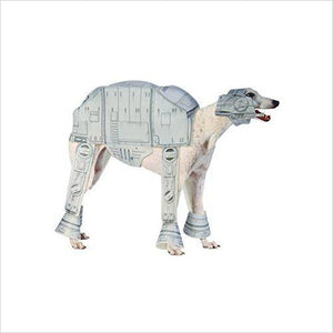 Star Wars At-At Pet Costume, Medium-Pet Products - www.Gifteee.com - Cool Gifts \ Unique Gifts - The Best Gifts for Men, Women and Kids of All Ages
