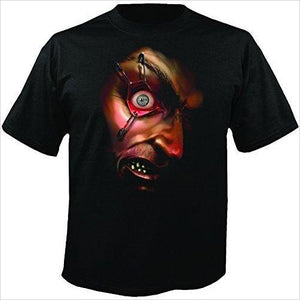 Frantically Moving Eyeball Shirt-Apparel - www.Gifteee.com - Cool Gifts \ Unique Gifts - The Best Gifts for Men, Women and Kids of All Ages