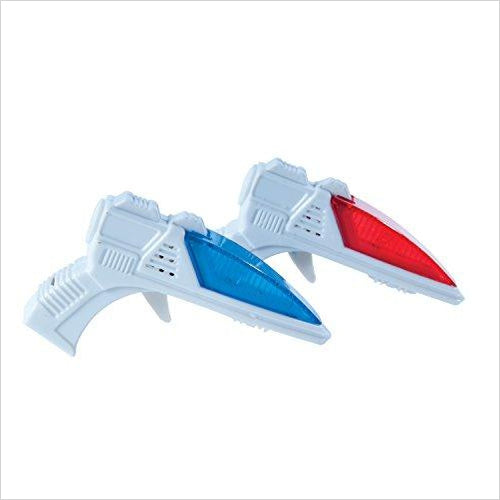 World's Smallest Space Guns-Toy - www.Gifteee.com - Cool Gifts \ Unique Gifts - The Best Gifts for Men, Women and Kids of All Ages